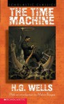 The Time Machine - Melvin Burgess, H.G. Wells