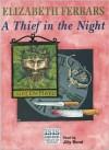 A Thief in the Night - Elizabeth Ferrars, Jilly Bond