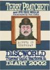 Discworld Thieves' Guild Yearbook & Diary 2002 - Terry Pratchett, Stephen Briggs, Paul Kidby