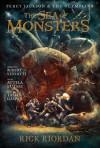 The Sea of Monsters: The Graphic Novel - Rick Riordan, Tamas Gaspar, Attila Futaki, Robert Venditti