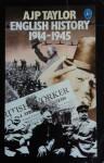 English History 1914-45 - A.J.P. Taylor