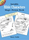 Invisible Bible Characters Magic Picture Book - Marty Noble
