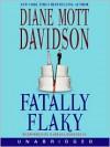 Fatally Flaky (Goldy Locks Culinary Mystery, #15) - Diane Mott Davidson, Barbara Rosenblat