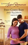 First Comes Baby - Janice Kay Johnson