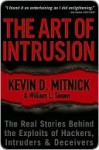 The Art of Intrusion: The Real Stories Behind the Exploits of Hackers, Intruders & Deceivers - Kevin D. Mitnick