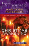 Christmas Awakening: A Holiday Mystery at Jenkins Cove - Ann Voss Peterson