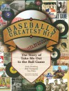 Baseball's Greatest Hit: The Story of Take Me Out to the Ball Game [With CD] - Andy Strasberg, Bob Thompson, Tim Wiles