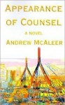 Appearance of Counsel - Andrew McAleer