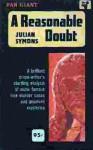 A Reasonable Doubt - Julian Symons