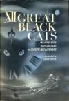 Twelve Great Black Cats and Other Eerie Scottish Tales - Sorche Nic Leodhas, Vera Bock