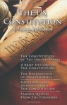 The US Constitution: A Pocket Reference w/Constitution, Bill of Rights, Amendments, Declaration of Independence, History of the Constitution, Questions ... Quotes, and Free Download for 10 works - Madison, Jefferson, Washington, Adams, Franklin, Carlos L. Packard, James Michael Pratt, Evan Frederickson