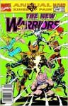 New Warriors Classic - Volume 2 - Fabian Nicieza, Eric Fein, Dan Slott, Tom Raney, Tom Morgan, Mark Bagley, Terry Shoemaker, Gary Barnum, Guang Yap, John Calimee