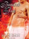 Branded by Fire - Nalini Singh, Angela Dawe