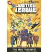 Justice League Unlimited Volume 4: The Ties That Bind - Adam Beechen, Paul D. Storrie, Carlos Barberi