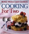 Cooking for Two - Mary Williams