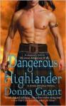Dangerous Highlander: A Dark Sword Novel - Donna Grant
