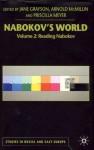 Nabokov's World, Volume 2: Reading Nabokov - Priscilla Meyer, Jane Grayson, Arnold McMillin