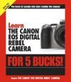 Learn the Canon EOS Digital Rebel Camera for 5 Bucks! - Stephen Gregory