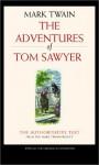 The Adventures of Tom Sawyer (Mark Twain Library) - Mark Twain