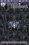 Transformers: Spotlight - Thundercracker - John Barber, Chee