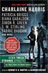Down These Strange Streets - George R.R. Martin, Gardner R. Dozois, John Maddox Roberts, Melinda M. Snodgrass