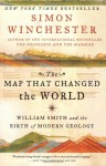 The Map That Changed the World: William Smith and the Birth of Modern Geology - Simon Winchester