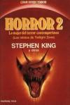 Horror 2: Los relatos de Twilight Zone - Robert Silverberg, Peter Straub, Robert Sheckley, Thomas M. Disch, Ramsey Campbell, T.E.D. Klein, Stephen King