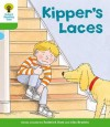 Kipper's Laces (Oxford Reading Tree, Stage 2, More Stories B) - Roderick Hunt, Alex Brychta