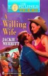 A Willing Wife - Jackie Merritt