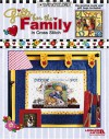 Gifts for the Family in Cross Stitch (Leisure Arts #3658) - Mary Engelbreit, Leisure Arts
