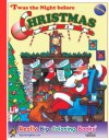 'Twas the Night Before Christmas Giant Super Jumbo Coloring Book - ColoringBook.com, Really Big Coloring Books