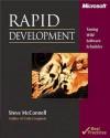 Rapid Development: Taming Wild Software Schedules - Steve McConnell