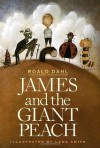 James and the Giant Peach - Roald Dahl, Lane Smith