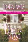 Duchess in Love (Duchess Quarter #1) - Eloisa James