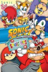 Sonic Select Book 5 - Sonic Scribes, Sonic Scribes