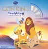 The Lion King Read-Along Storybook and CD - Rowan Atkinson