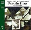 Favourite Essays: An Anthology - Michel de Montaigne, Thomas Carlyle, G.K. Chesterton, Samuel Johnson, Richard Steele, Swift, Addison: Johnson