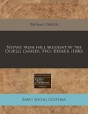 Nevves from Hell Brought by the Diuells Carrier. Tho: Dekker. (1606) - Thomas Dekker