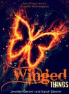 Winged Things: A Lesbian YA Short Story Collection (Project Unicorn Book 6) - Jennifer Diemer, Sarah Diemer