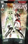 Gotham City Sirens #1 - Paul Dini, Guillem March