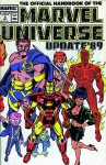 Essential Official Handbook of the Marvel Universe - Update 89, Vol. 1 - Peter Sanderson, Peter Wohl, Marcus McLaurin, Glenn Herdling, Len Kaminski