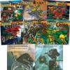 Teenage Mutant Ninja Turtles Set - Spotlight Press, J.P. Chanda, Steve Murphy, Wendy Wax, Patrick Spaziante