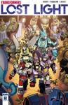 Transformers: Lost Light #8 - James Roberts, Jack Lawrence