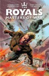 The Royals: Masters of War - Rob Williams, Simon Coleby