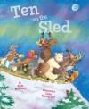Ten on the Sled - Kim Norman, Liza Woodruff