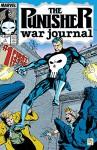 Punisher War Journal (1988-1995) #1 - Carl Potts, Scott Williams
