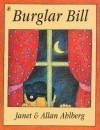 Burglar Bill (Picture Puffin Books) - Janet Ahlberg, Allan Ahlberg