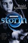 Storm (Elementals, #1) - Brigid Kemmerer