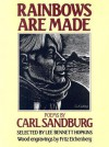 Rainbows Are Made: Poems by Carl Sandburg - Carl Sandburg, Fritz Eichenberg, Lee Bennett Hopkins