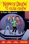 Nancy Drew and the Clue Crew #2: Secret Sand Sleuths - Sarah Kinney, Stefan Petrucha, Stan Goldberg, Carolyn Keene, Jim Salicrup, Laurie E. Smith